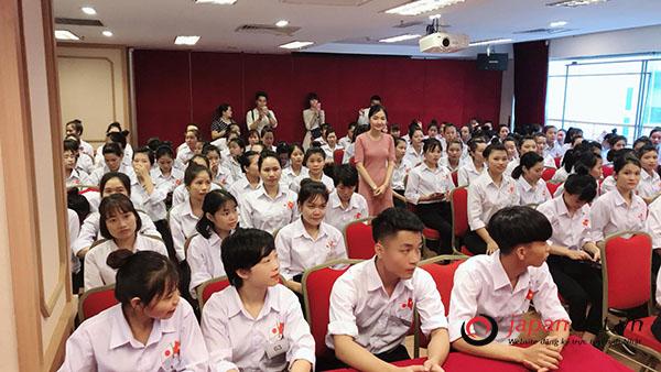 Thi tuyển đơn hàng chế biến thủy sản lớn nhất năm tại trung tâm TTC Việt Nam