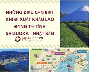Shizuoka Nhật Bản- Điểm đến hấp dẫn xứ anh đào