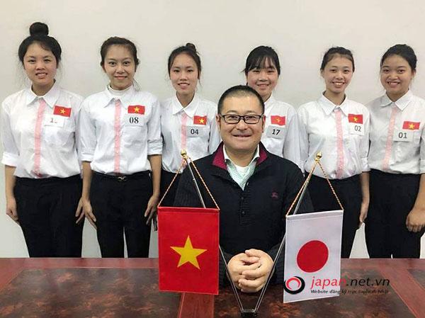 Ngày hội thi tuyển đơn hàng XKLĐ Nhật tại TTC Việt Nam ngày 15/6