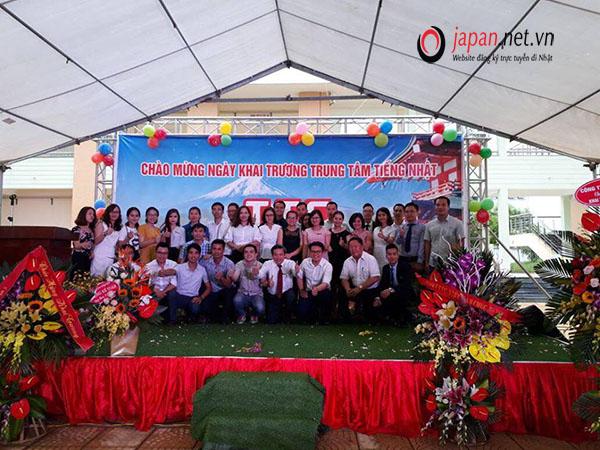TTC Việt Nam khai trương trung tâm 8- đào tạo thưc tập sinh trước xuất cảnh