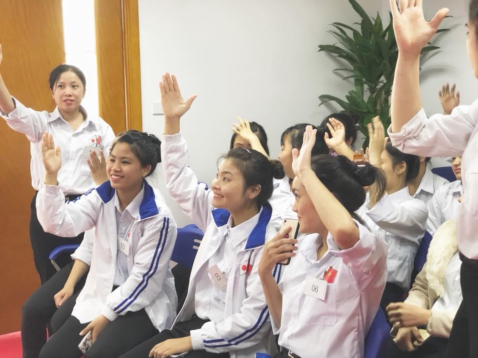 Thi tuyển đơn hàng nông nghiệp tại TTC Việt Nam