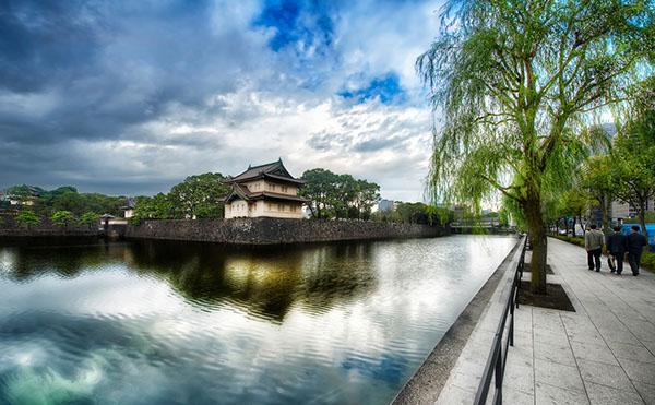 Chia sẻ kinh nghiệm tham quan hoàng cung Tokyo từ A đến Z