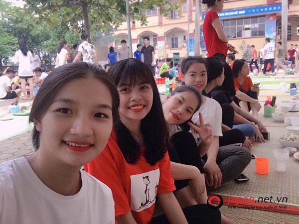 TTC Việt Nam tổ chức liên hoan cho thực tập sinh học tập tại trung tâm
