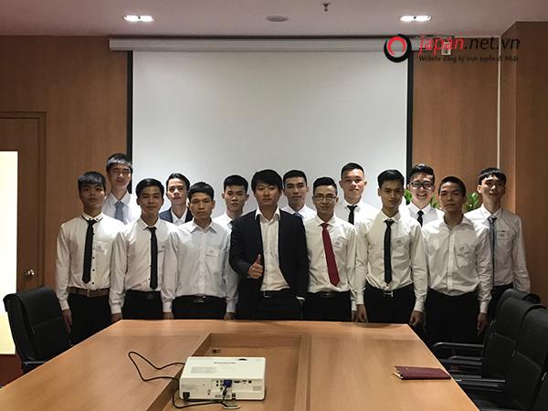 Phỏng vấn thi tuyển đơn hàng kỹ sư xây dựng đi Nhật tại TTC Việt Nam