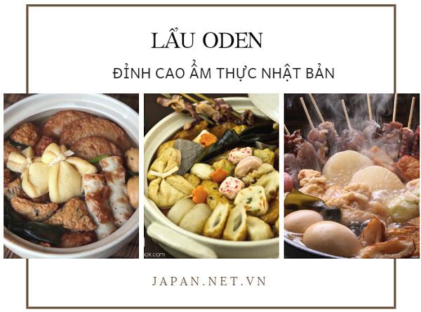 Oden là gì? Cách làm lẩu Oden thơm ngon chuẩn vị người Nhật