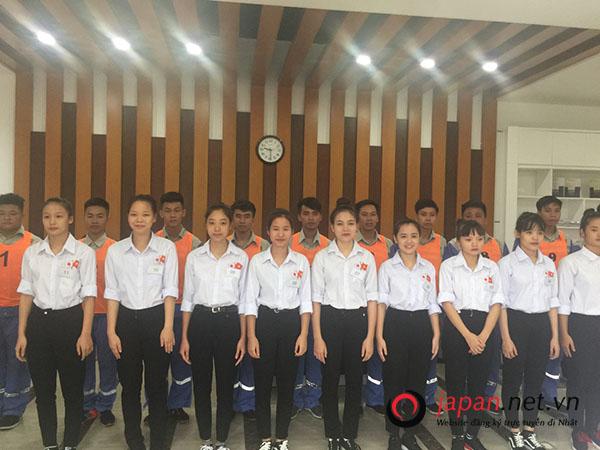 Thi tuyển đơn hàng cốp pha, thủy sản, 1 năm tại trung tâm TTC Việt Nam