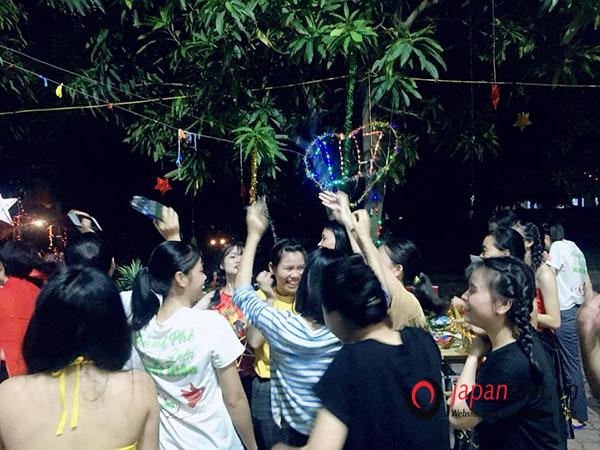 TTC Việt Nam tổ chức trung thu vui hội trăng rằm cho thực tập sinh