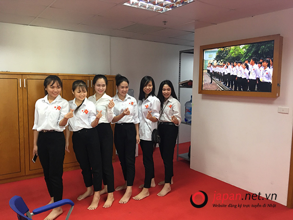Thi tuyển đơn hàng 72 nữ chế biến đậu phụ tại TTC Việt Nam ngày 06/10