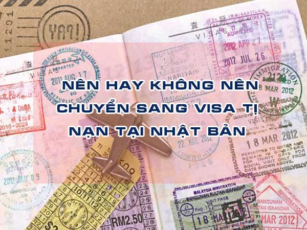 Tìm hiểu về visa tị nạn - Nên hay không nên chuyển sang visa tị nạn tại Nhật Bản