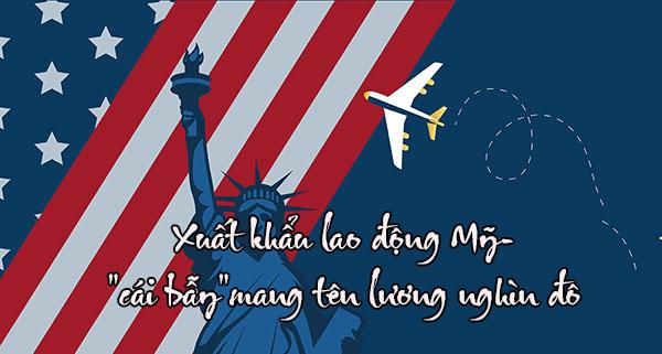 Xuất khẩu lao động Mỹ-