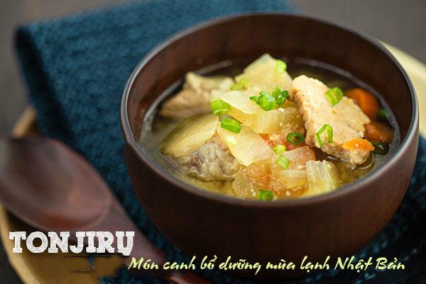 Cách nấu canh Tonjiru chuẩn vị Nhật ngon không cưỡng nổi