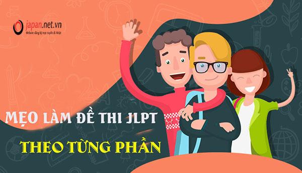 Tất tần tật mẹo hay làm đề thi JLPT bạn nhất định phải biết