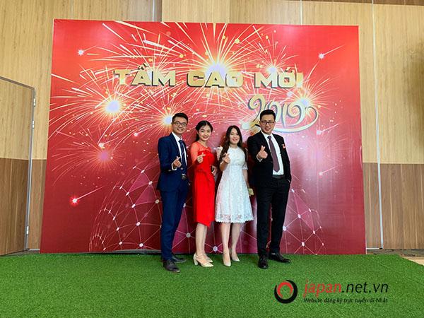 Sôi động lễ tổng kết cuối năm của công ty cổ phần nhân lực TTC Việt Nam