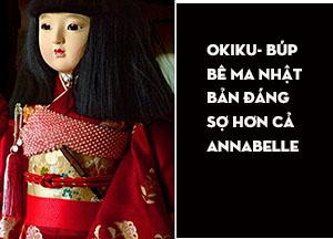 Okiku- búp bê ma Nhật Bản đáng sợ hơn cả annabelle