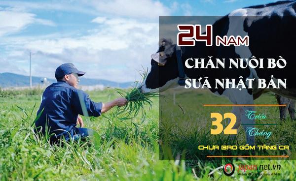 TUYỂN GẤP!!! Đơn hàng chăn nuôi bò sữa tại Nagano, cam kết làm thêm nhiều