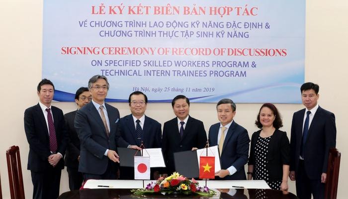 Việt Nam dẫn đầu về số lượng thực tập sinh phái cử sang Nhật Bản