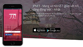JPNET - Ứng dụng duy nhất bạn cần khi đến Nhật
