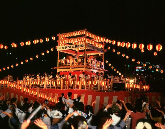 Nghỉ lễ Obon - lễ hội Nhật Bản