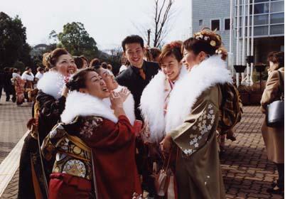 Lễ thành niên của Nhật Bản