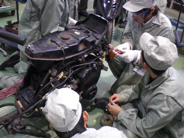 Đa dạng trong ngành nghề xuất khẩu lao động Nhật Bản
