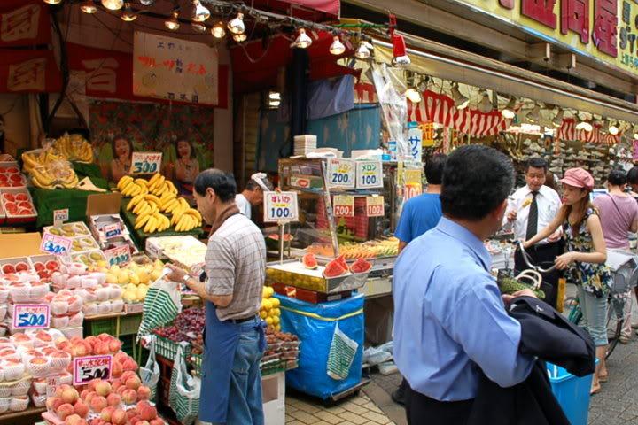 chợ thực phẩm Việt ở Nhật Bản