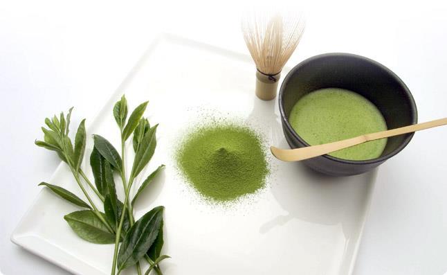 khám phá các loại trà Nhật Bản