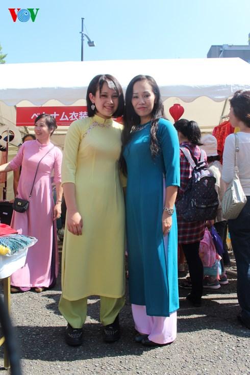 lễ hội Việt tại Kanagawa Nhật Bản