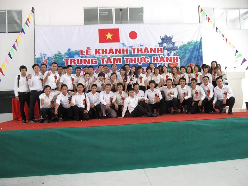 Khối Tuyển dụng lao động Nhật Bản công ty TTC Việt Nam