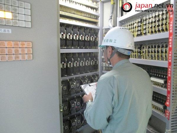 Nghề kỹ sư điện nước Nhật Bản, 40 triệu chỉ là lương khởi điểm