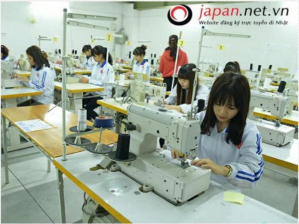 Khám phá đơn hàng may mặc tại Nhật Bản