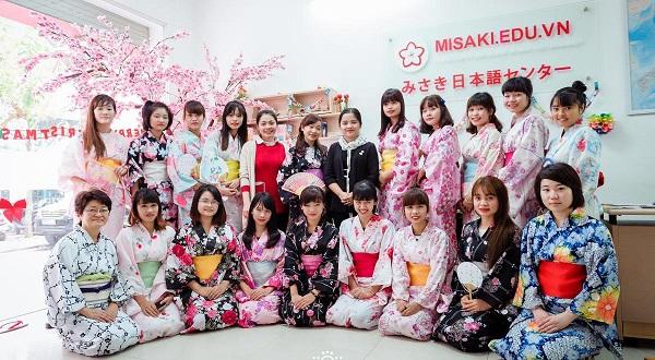 Trung tâm tiếng Nhật Misaki