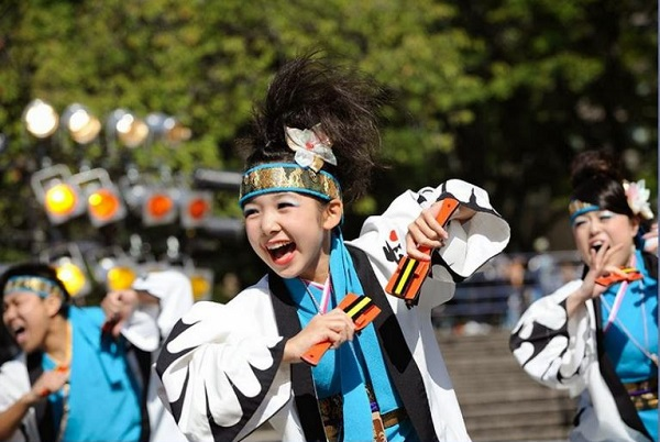 6 điều thú vị về điệu múa Yosakoi - Điệu múa truyền thống của người Nhật