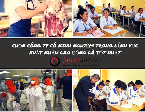 Cập nhật danh sách công ty XKLĐ Nhật uy tín tại Đà Nẵng
