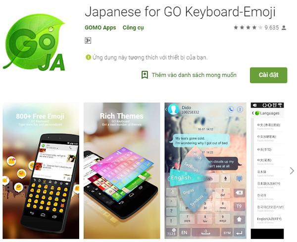 Trọn bộ hướng dẫn cách gõ tiếng Nhật trên máy tính và điện thoại