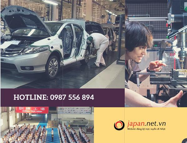 Đăng ký xuất khẩu lao động Nhật Bản tại Bắc Giang – Uy tín