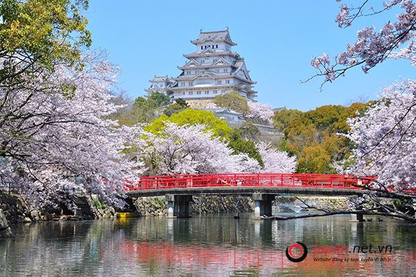 10 địa danh nổi tiếng bạn PHẢI ĐẾN khi sống ở Nhật Bản