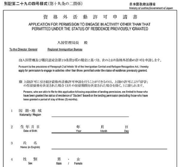 Xin là trúng với 5 cách xin việc làm thêm ở Nhật Bản