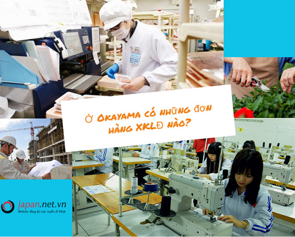 Xuất khẩu lao động tại Okayama - có nên hay không?