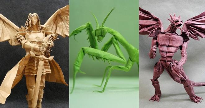 Tìm hiểu về nghệ thuật gấp giấy Origami tại Nhật Bản