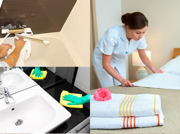 Thực tế công việc làm vệ sinh tòa nhà tại Nhật Bản thế nào?