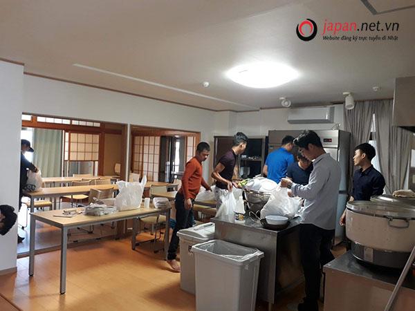 Thi tuyển 15 nữ đơn hàng giặt là làm việc tại Fukuoka, Nhật Bản