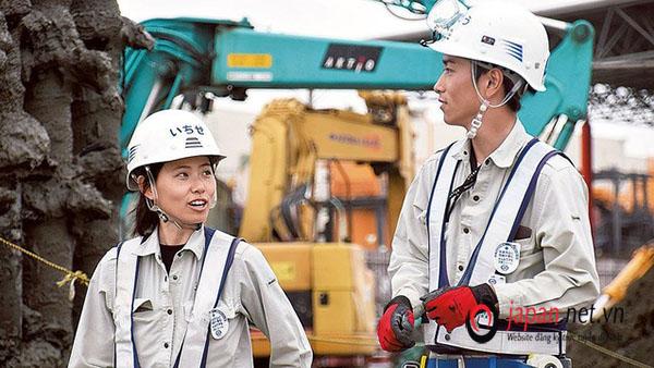 Kỹ sư giám sát xây dựng tại Nhật