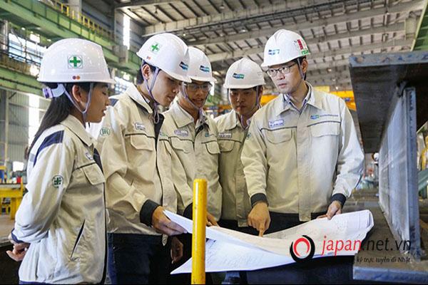 Đơn hàng kỹ sư xây dựng dân dụng tại Mie lương siêu cao tuyển 18 nam