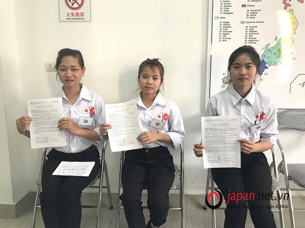 Top 10 đơn hàng đi Nhật thi tuyển qua form SIÊU HOT tháng 09/2020
