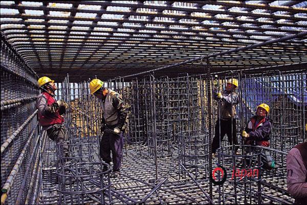 Xuất khẩu lao động Nhật làm thi công cốt thép tại Mie lương 35 triệu