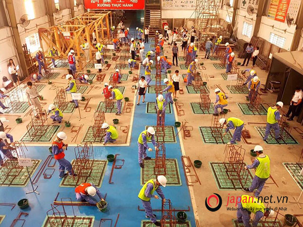 Mách bạn thi tuyển đơn hàng xây dựng Nhật Bản chắc chắn đỗ