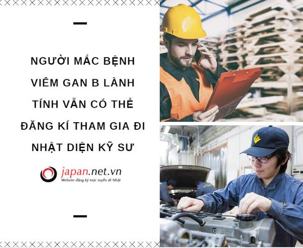 Trả lời 20 câu hỏi về chương trình kỹ sư, kỹ thuật viên Nhật Bản
