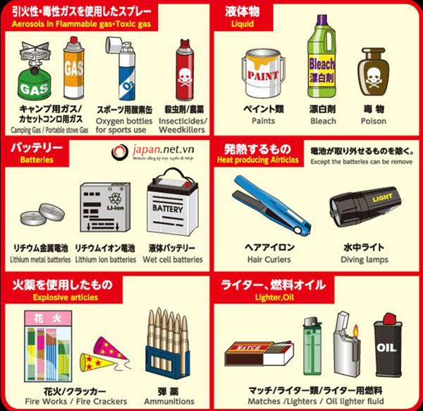 10 Bí Kíp chuẩn bị hành lý khi đi Nhật- thực tập sinh cần nhớ