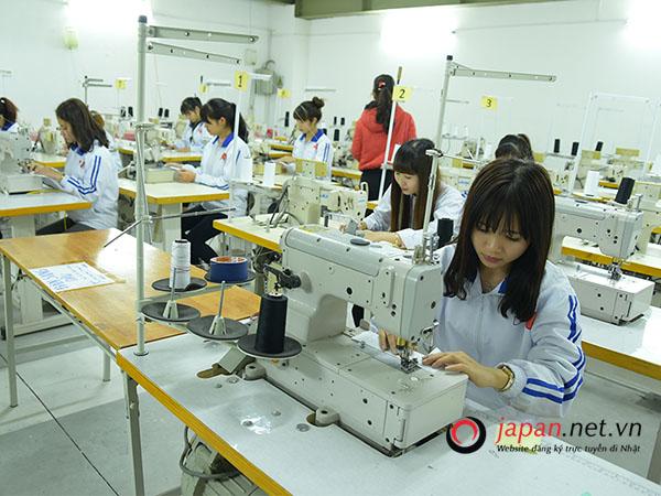 Cập nhật các đơn hàng đi Nhật cho nữ 2019 làm thêm hơn 50 tiếng