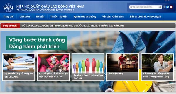 VAMAS là gì? Bạn đã biết thông tin về hiệp hội xuất khẩu lao động Việt Nam chưa?